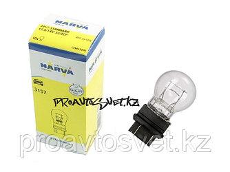 Лампа автомобильная  P27/7W 17945 CP NARVA