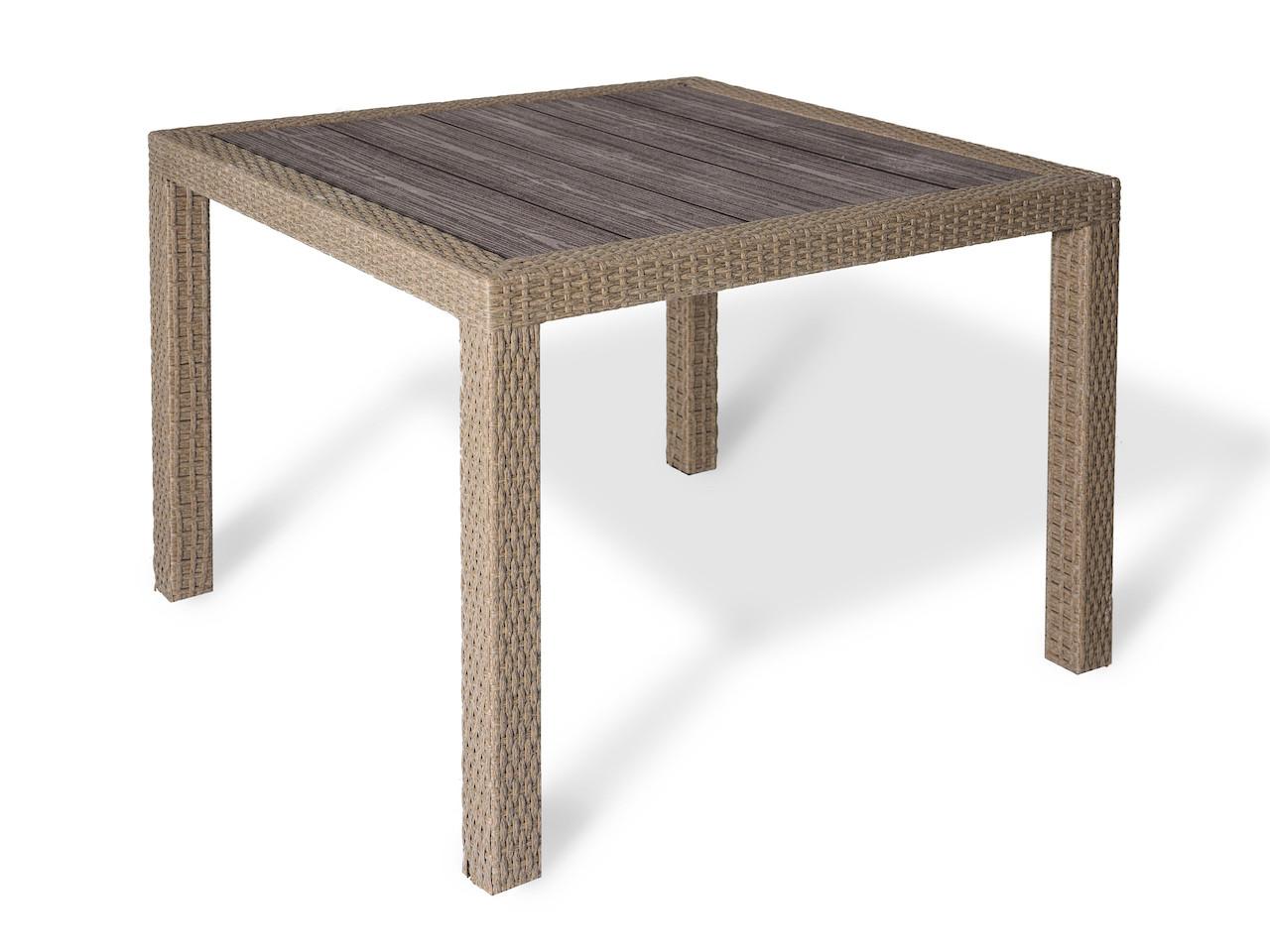 Обеденный стол КАПРИ (квадратный)