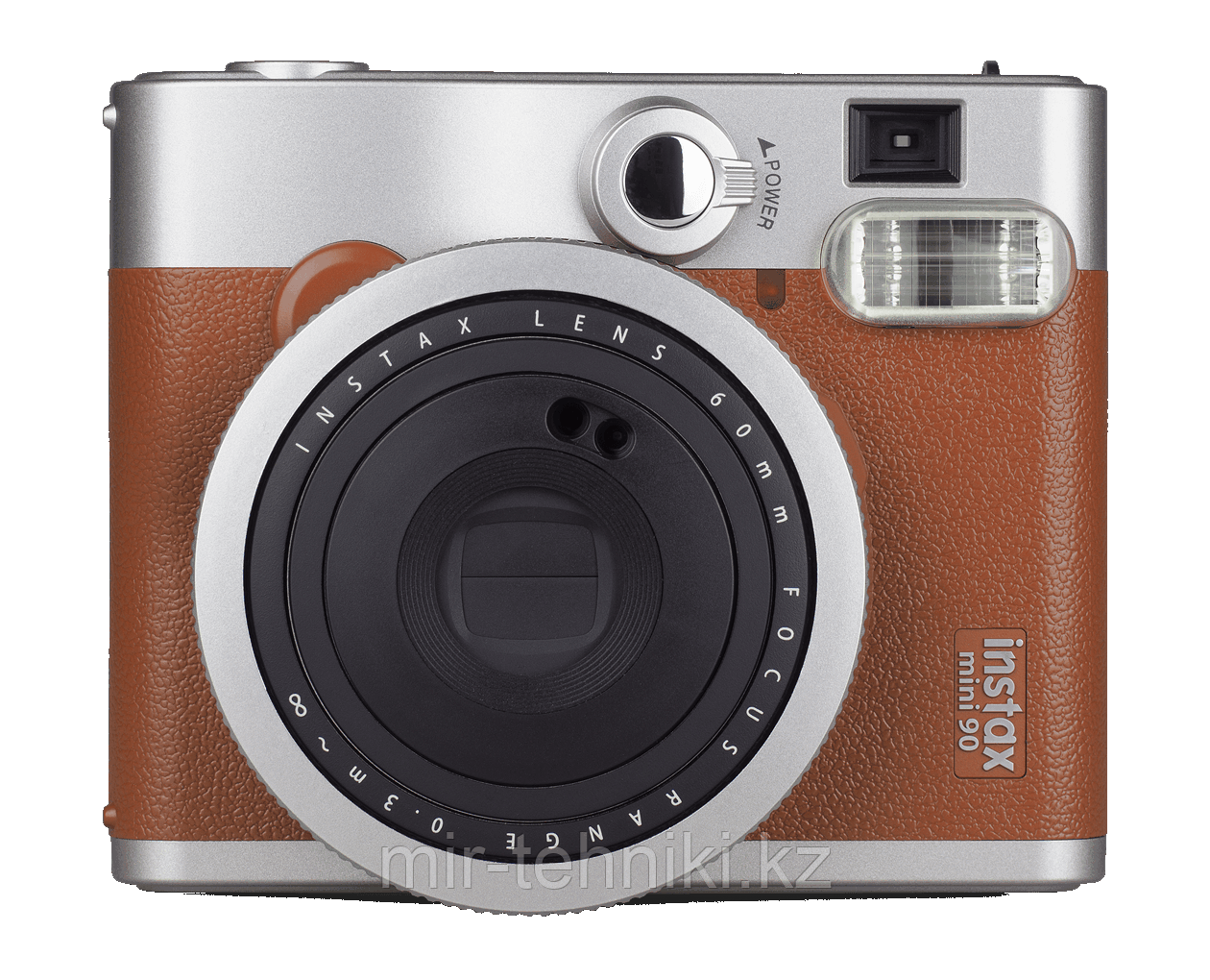 Фотоаппарат FUJIFILM Instax Mini 90 Brown