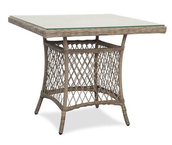 Обеденный стол АСТИ (квадратный)