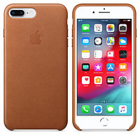 Apple iPhone 8 Plus / 7 Plus Leather Case Saddle Brown аксессуары для смартфона (MQHK2ZM/A)