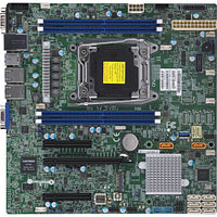 Supermicro MBD-X11SRM-F-O серверная материнская плата (MBD-X11SRM-F-O)