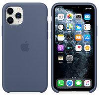 Apple iPhone 11 Pro Silicone Case Alaskan Blue аксессуары для смартфона (MWYR2ZM/A)