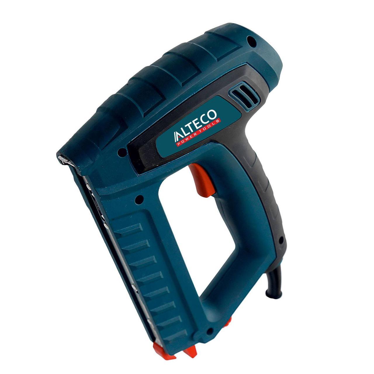 Степлер / Скобозабиватель электрический SG 01 ALTECO