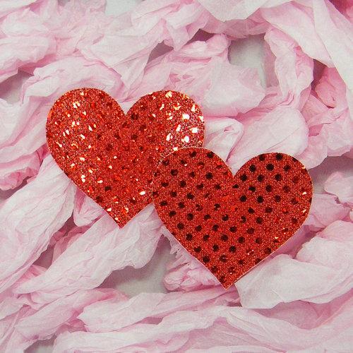 Пестисы Sparkle Heart