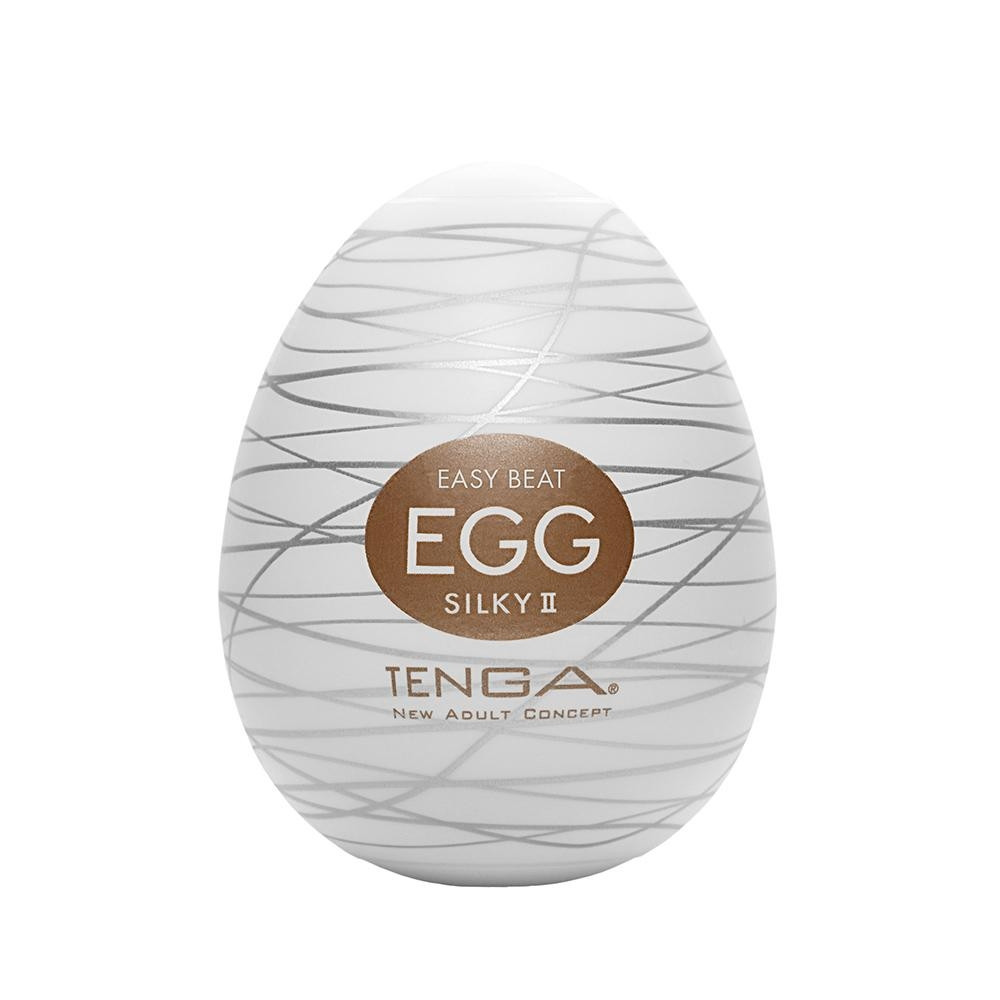 "Мастурбатор ""Tenga egg - SILKY II"", ОРИГИНАЛ"