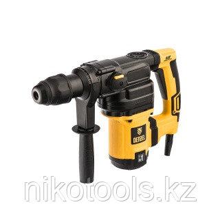 Перфоратор электрический RHV-1050-38-max, SDS-max, 1050 Вт, 10 Дж, 2 плюс 1 реж.// Denzel