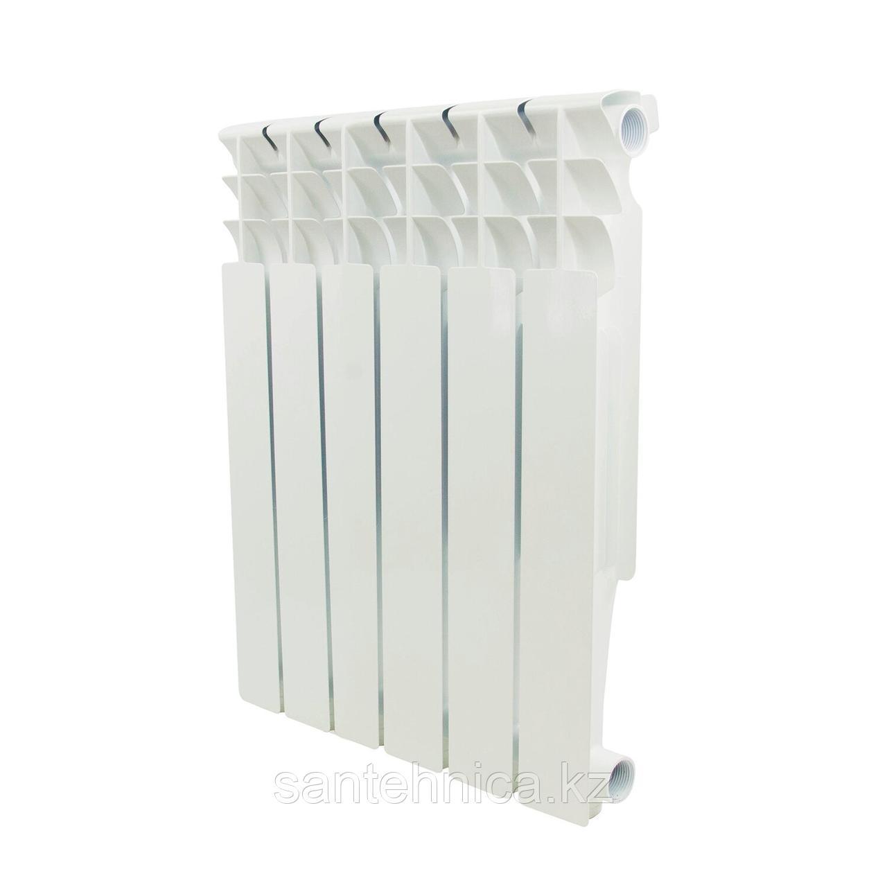 Радиатор алюминиевый Benarmo 500/96, Qну=128 Вт