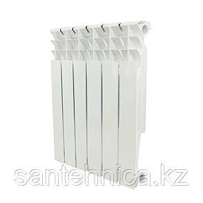 Радиатор алюминиевый Benarmo 500/96, Qну=128 Вт, фото 2
