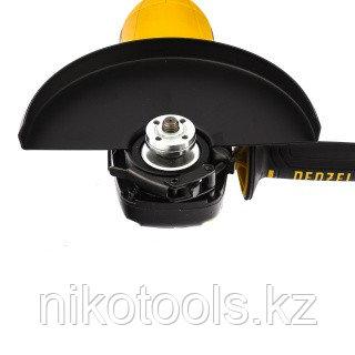 Машина шлифовальная угловая AG230-2600, 2600 Вт, 230 мм, 6000 об/мин// Denzel