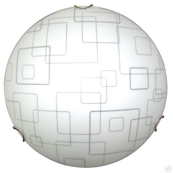 Светильник 250 Оазис НПБ 01-60-130 М15 матовый белый/кл.зол. ИУ MAXEL 00407