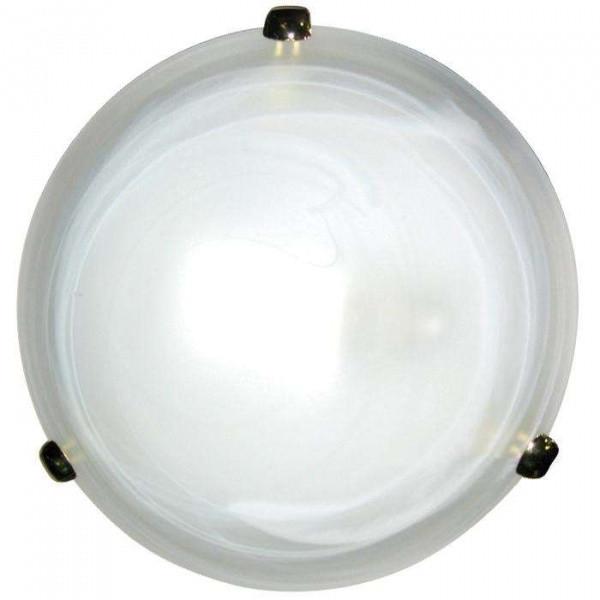 Светильник 300 Дюна НПБ 01-2*60-139 М16 белый/кл.зол. ГУ
