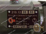 Гидронасос 210.12.05.05 аксиально-поршневой нерегулируемый, шпоночный вал правого вращения, фото 4