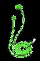 Наушники-вкладыши Trust DUGA IN-EAR - зеленый неон, фото 1