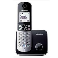 Радиотелефон PANASONIC KX-TG6811 (CAM) Металлик. АОН, Caller ID (журнал на 50 вызовов), Функция резервного пит
