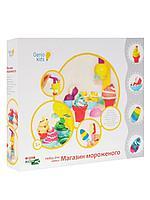 Пластилин Genio Kids Магазин мороженого Игровой набор
