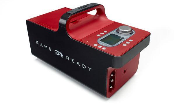 Game Ready - мобильная система локальной криотерапии