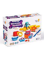 Пластилин Genio Kids Магазин печенья Игровой набор