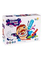 Пластилин Genio Kids Доктор Зуб Игровой набор