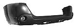 Бампер задний на Ниссан X-Trail T31 2007-2012 гг., фото 2