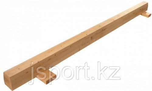 Бревно гимнастическое напольное 3м