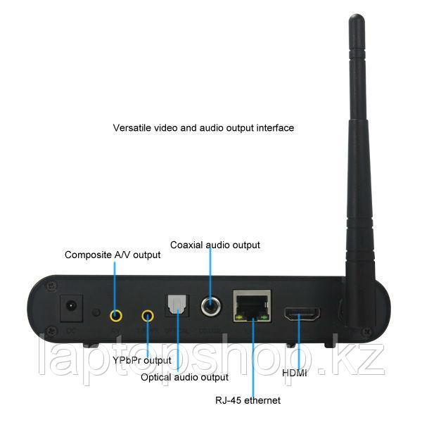 Android TV Box Bluetimes 3584DA