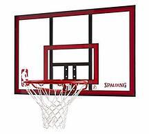 """Щит с кольцом 2015 NBA Combo - 44"""" Polycarbonate"""