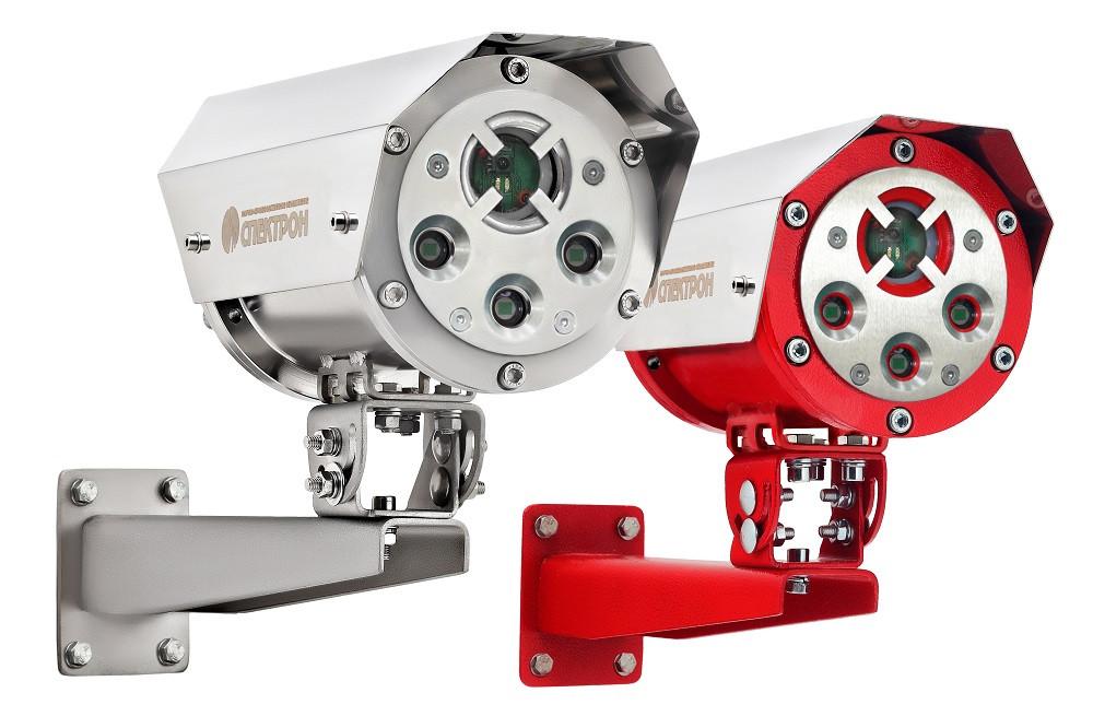 Спектрон-800-EXD извещатель пламени