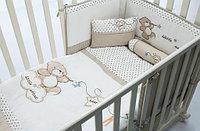Как выбрать защиту на детскую кроватку