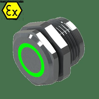 Взрывозащищенные пьезовыключатели IP68 (серии ВБПК Ех)
