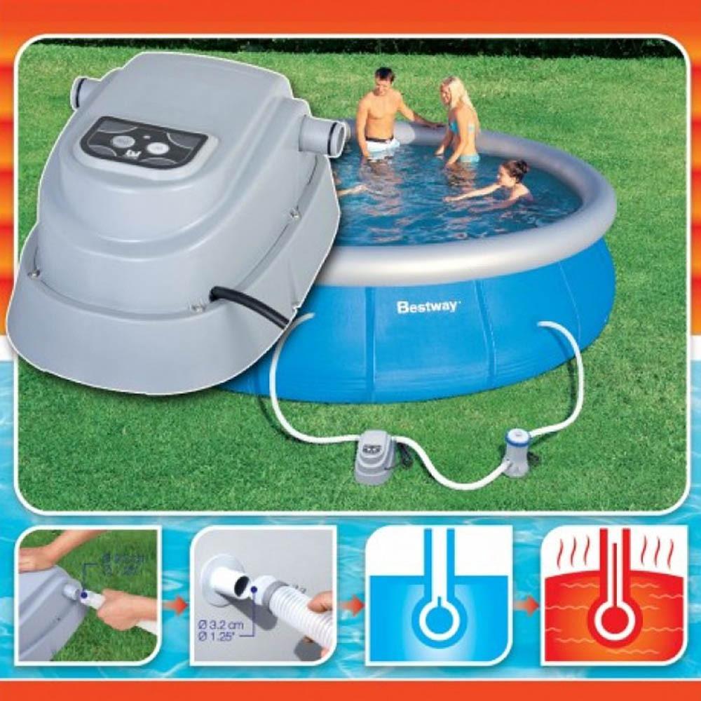 Нагреватель для бассейна Bestway 58259