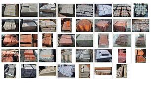 Брусчатка, Тротуарная Плитка, Бордюры, Лотки цементно-бетонные