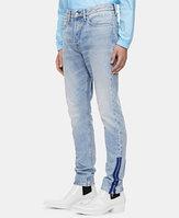 CALVIN CLEIN JEANS Мужские джинсы