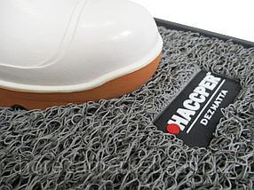Коврик дезинфицирующий Dezmatta 64x95cm серый, фото 3