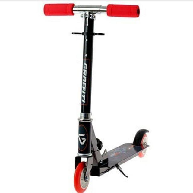 Самокат складной детский TRUE MAN, колёса PVC 100 мм