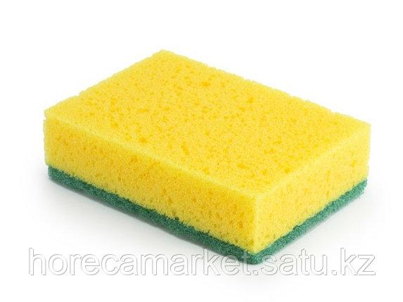 Губка для мытья посуды Eco (5 шт), фото 2