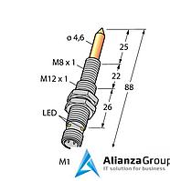 Магнитный датчик TURCK NIMFE-EM12/4.6L88-UP6X-H1141/S1182