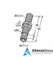 Магнитный датчик TURCK BIM-M12E-AN4X-H1141