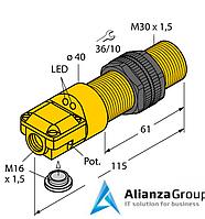 Емкостной датчик TURCK BC10-P30SR-VP4X2/3GD