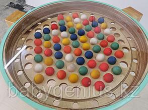 Дидактический Развивающий Стол-мозаика, фото 3