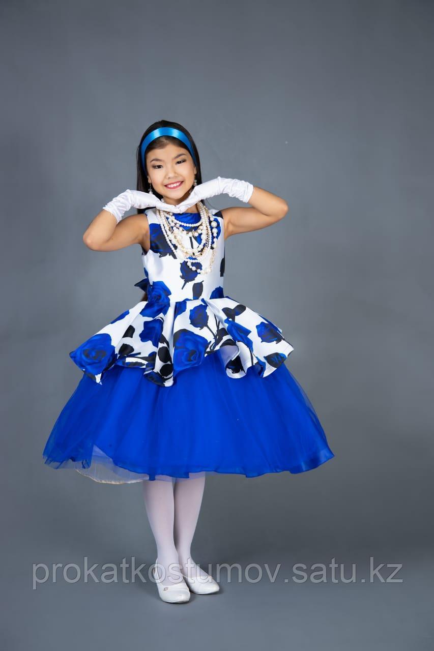 "Детское платье ""Бутон"""