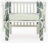 Люлька-кроватка Happy Baby MOMMY LOVE by AA 95024 Sage, фото 3