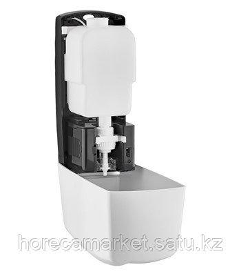 Дозатор для жидкого мыла с фотоэлементом белый, фото 2