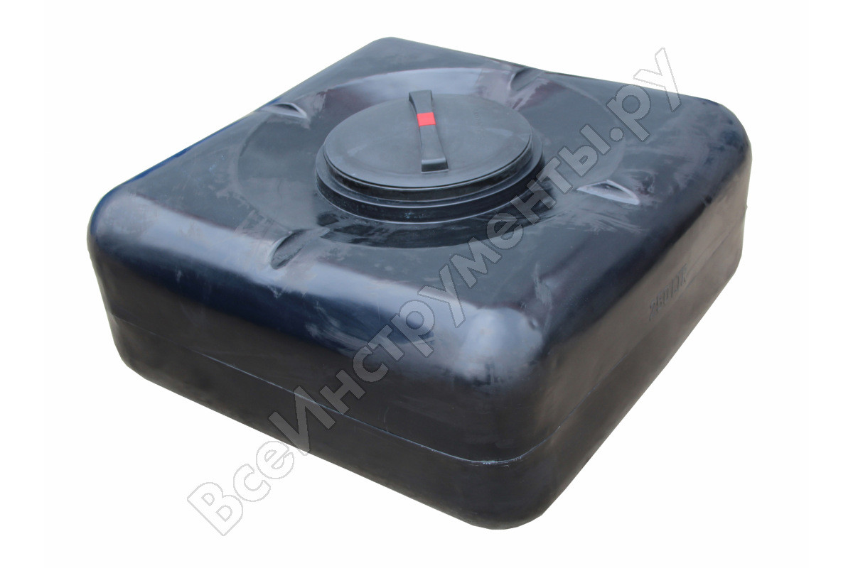 Бак для душа STERH SHOWER 250 R black