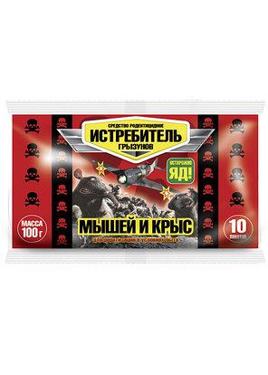 Приманка Истребитель Крыс и Мышей 200гр, фото 2