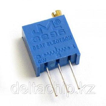 1K 3296 многооборотный подстроечный резистор