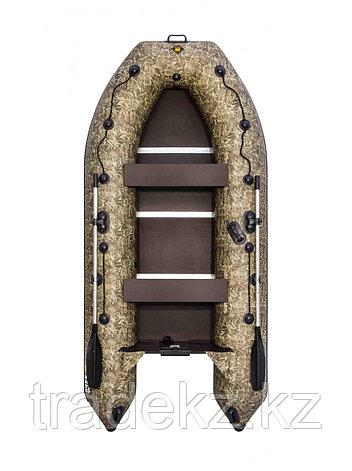 Лодка ПВХ Ривьера Компакт 3400 СК камуфляж камыш, фото 2