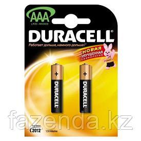 Батарейка Duracell Basic 3A