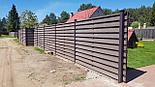 Проветриваемый горизонтальный забор HILST, фото 4