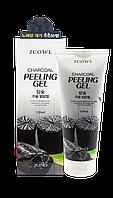 ZUOWL Charcoal Peeling Gel Пилинг Гель с Древесным Углем 130мл.